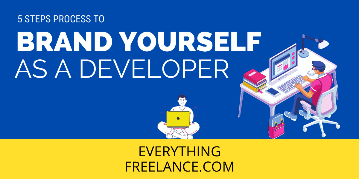 How to brand yourself as a developer