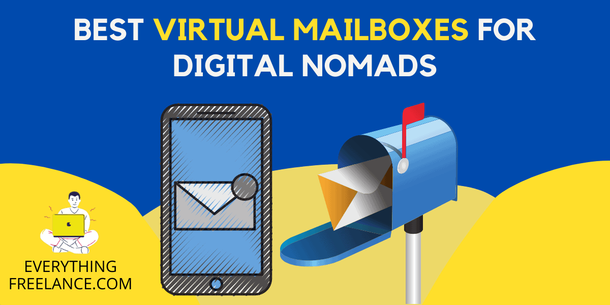 best virtual mailboxes for freelancers & remote workers
