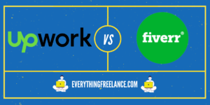 Upwork vs Fiverr - which one is best